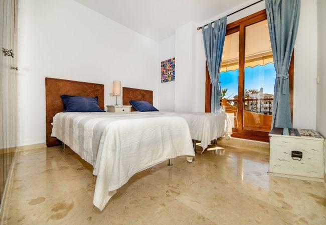 Апартаменты на Торревьеха / Torrevieja - Alferini