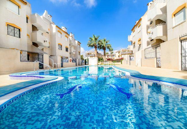 Апартаменты на Torrevieja - Vistamar