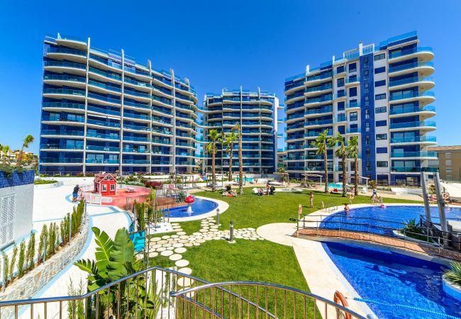 Апартаменты на Торревьеха / Torrevieja - Holiday