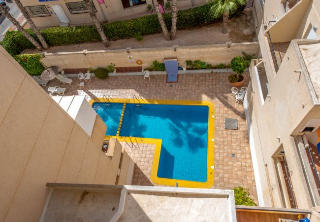 Апартаменты на Торревьеха / Torrevieja - Romeo