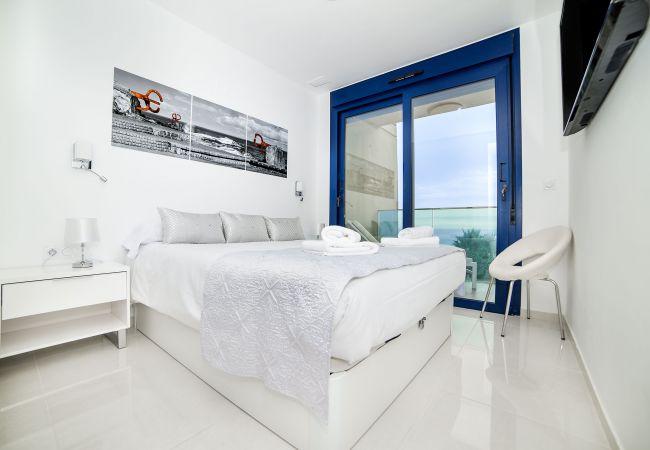 Апартаменты на Торревьеха / Torrevieja - Caribe