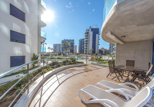 Апартаменты на Торревьеха / Torrevieja - Acuario