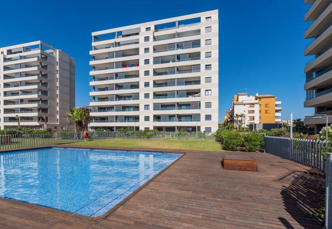 Апартаменты на Торревьеха / Torrevieja - Murano