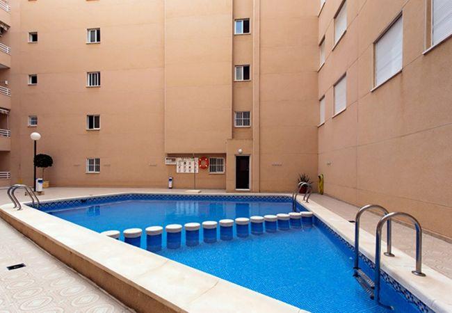 Апартаменты на Торревьеха / Torrevieja - Maria LT